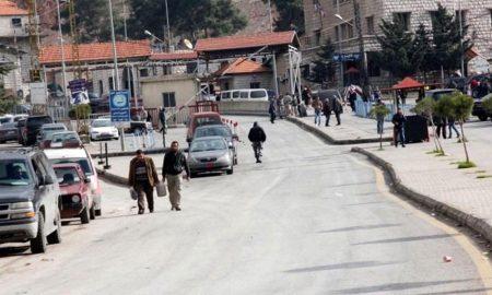 الحدود اللبنانية كلفت السوريين الكثير في رأس السنة