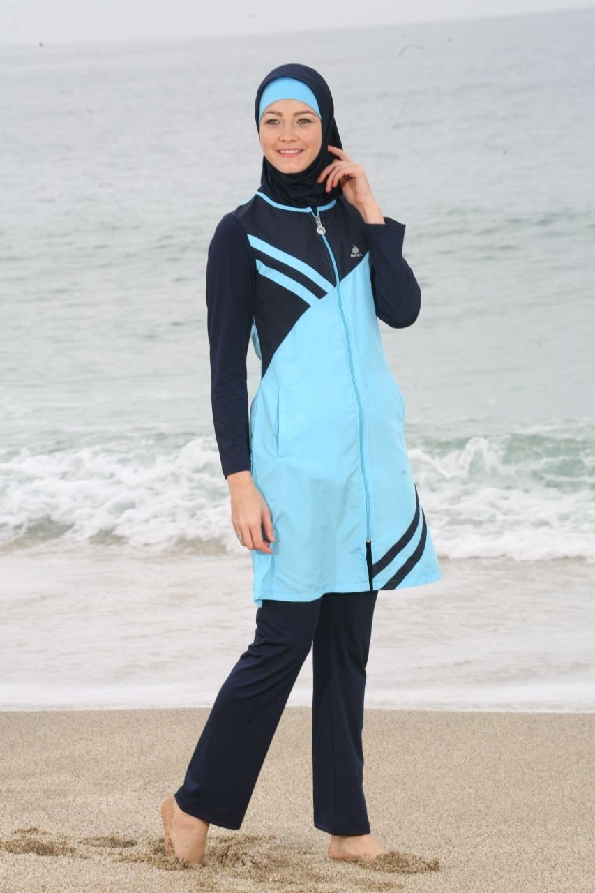 Burkini: The Battle Over Muslim Women in Europe ⋆ Rising ...